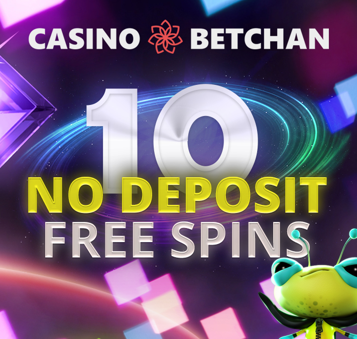 BetChan exclusive 10 free spins on registration