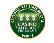 CAP Certified Affiliate Portal, Best Casinos Bonuses