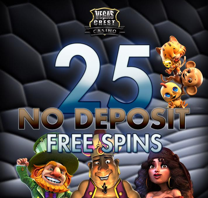 Vegas Crest Exclusive no deposit Bonus