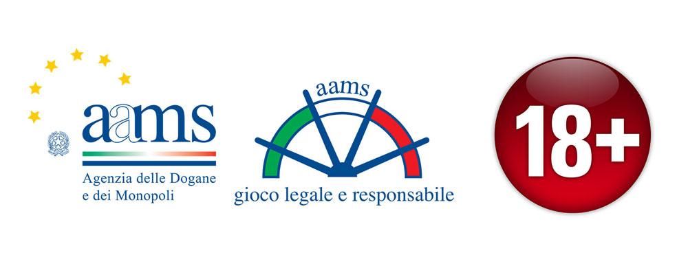 Aams - gioco responsabile +18